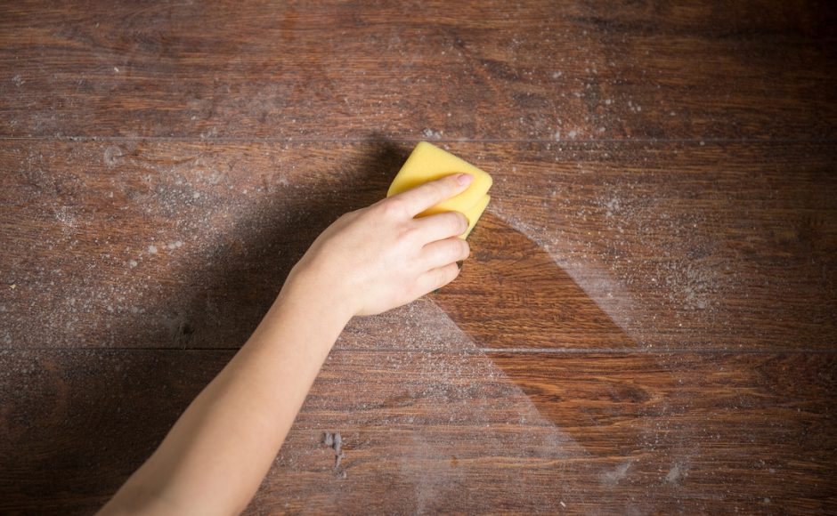 4 Ways to Clean Your Wood Floors Before the New Season