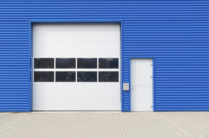 Open Up: 5 Design Elements of an Industrial Door