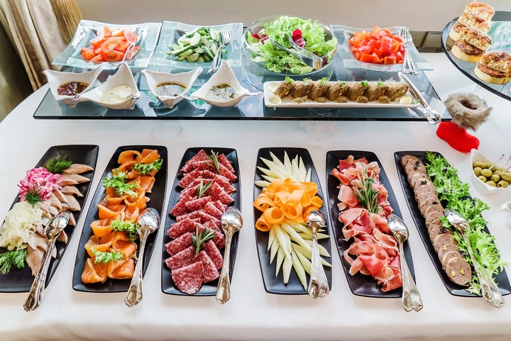 8 Healthy Catering Food Ideas That Are Delicious