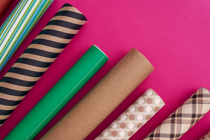 12 Wrapping Paper Alternatives and Substitutions