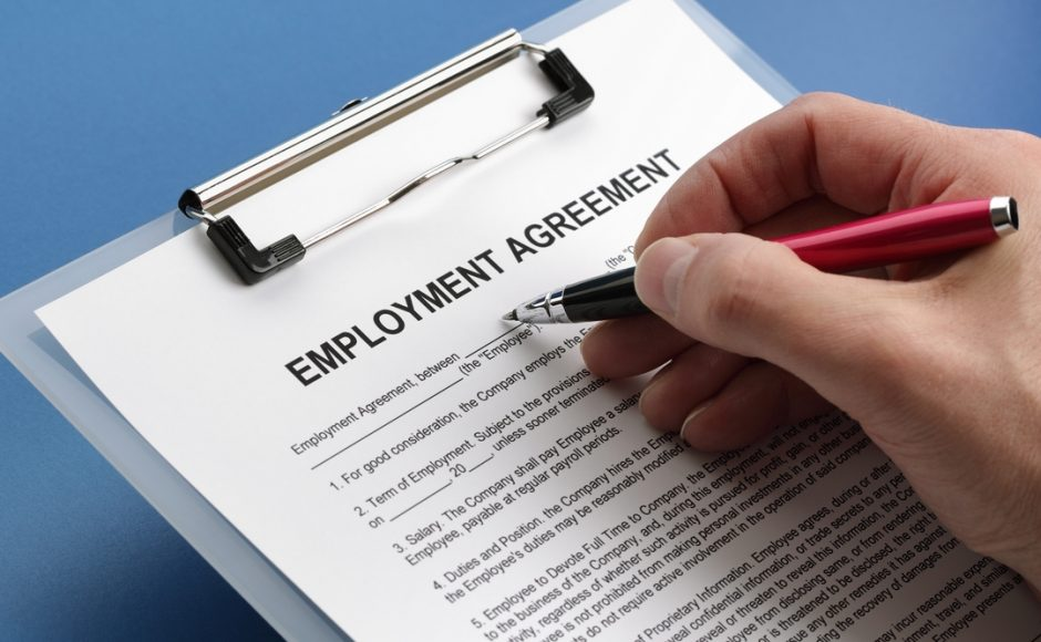 Beware of Contracts: 5 Employment Law Tips Your Startup Needs to Know