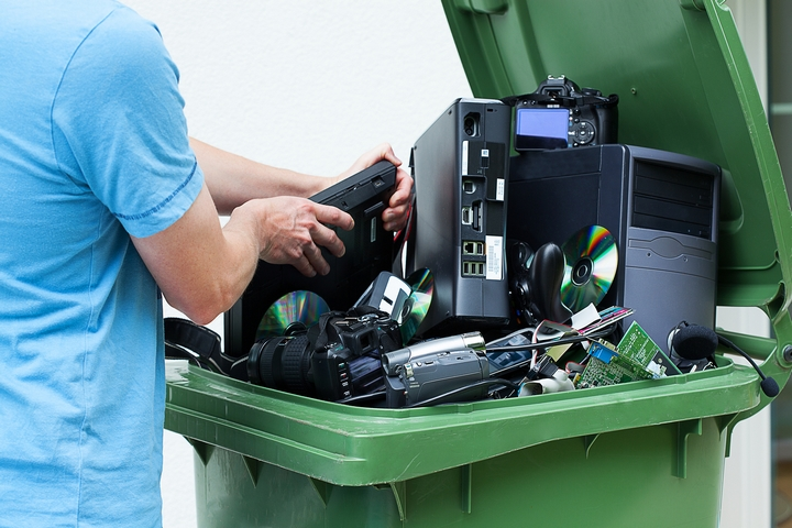 4 Ways You're Saving the Environment with Electronics Recycling