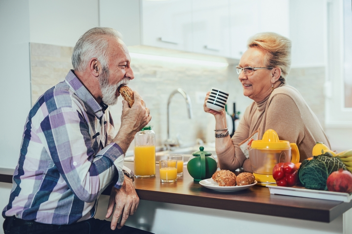 Diet for Seniors: Top 10 Healthy Foods for Senior Citizens