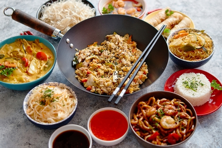 11 Best Asian Food Dishes from Around the World