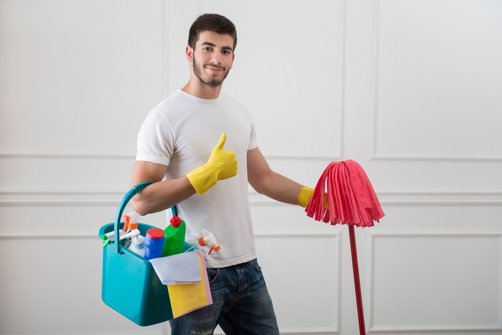 6 Tips on How to Clean Your Student Apartment Quickly